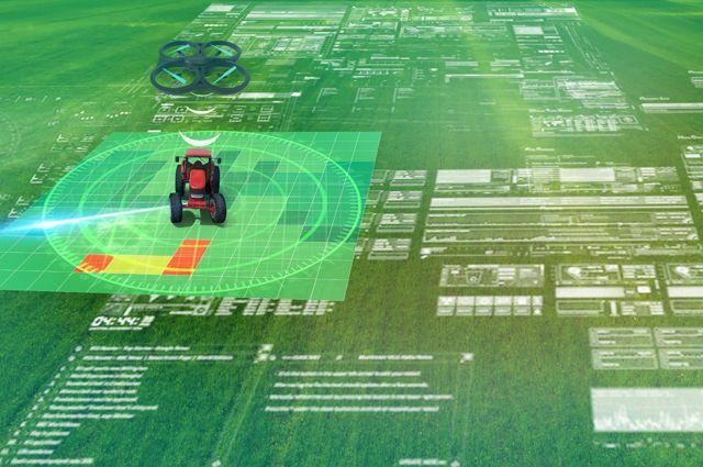 Как ускорить рост в сельском хозяйстве Поможет искусственный интеллект